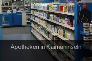 Apotheken in Kaimaninseln