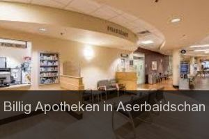 Billig Apotheken in Aserbaidschan